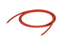 18AWG soft  silicone wire, red or black,0.08*165strands