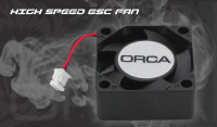 ORCA Ultra High Speed Fan 25,10 mm