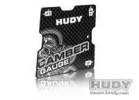 Hudy Quick Camber Gauge for 1/10 Touring 1.5°, 2°, 2.5°