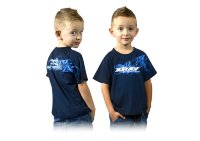 Xray Junior Team T-Shirt (3/4 - 98-104cm)