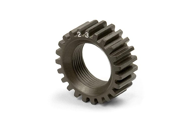 Xray XCA Alu 7075 T6 Hard Coated Pinion Gear - 23T (2nd)