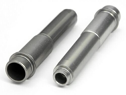 ALUMINIUM THREADED SHOCK BODY (104-162MM/2PCS)