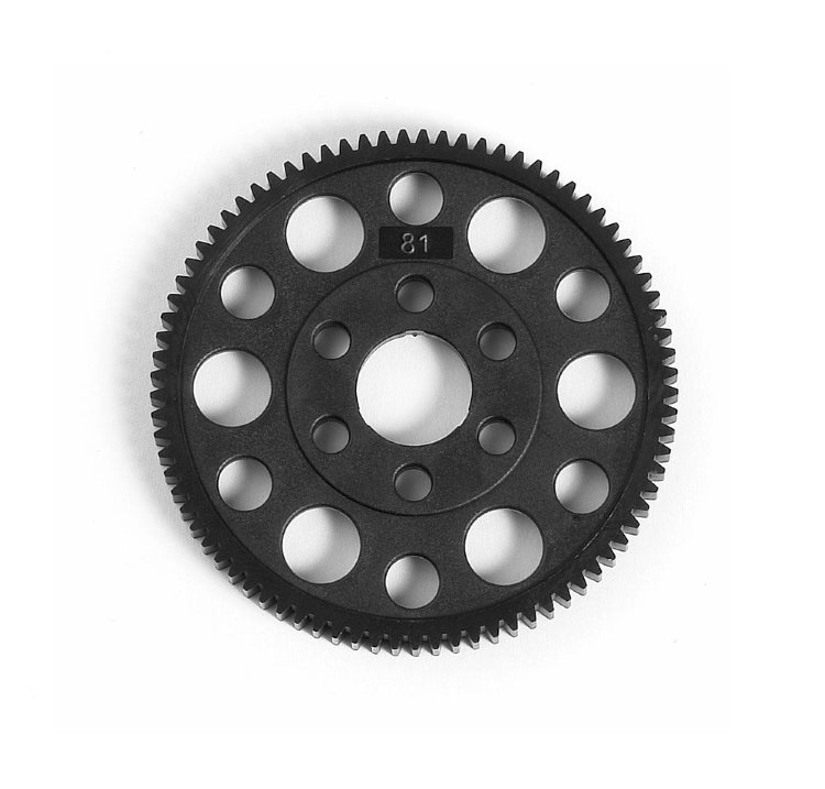 Xray Offset Spur Gear 81T / 48 - Hard