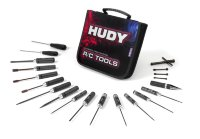 Hudy Set Of Tools + Carrying Bag - For All Cars