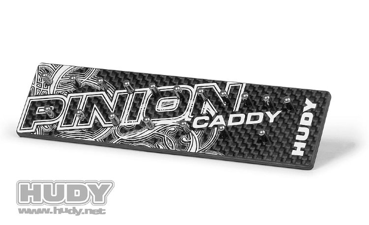 Hudy Pinion Caddy For 16 Pinions