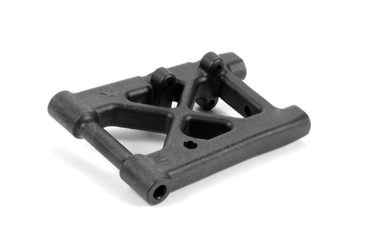 Xray Suspension Arm for Graphite Extension - Rear Lower - Hard