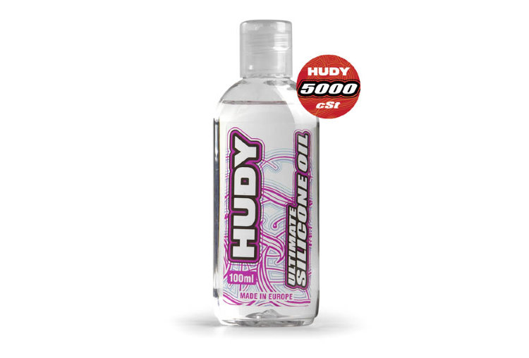 Hudy Ultimate Silicone Oil 5000 cSt - 100ml