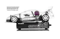 Hudy Star-Box On-Road 1/10 & 1/8 - Lipo  Version