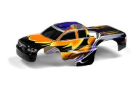 Xray Body 1/18 Nitro MT - Dragonfire - Orange