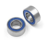 Xray High-Speed Ball-Bearing 5x10x4 Rubber Sealed (2)