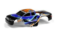 Xray Body 1/18 Nitro MT - Dragonfire - Blue