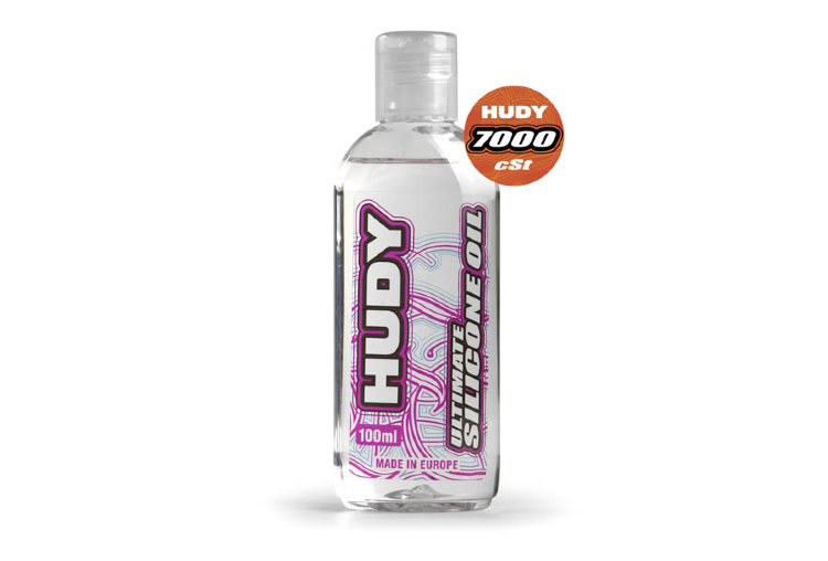 Hudy Ultimate Silicone Oil 7000 cSt - 100ml