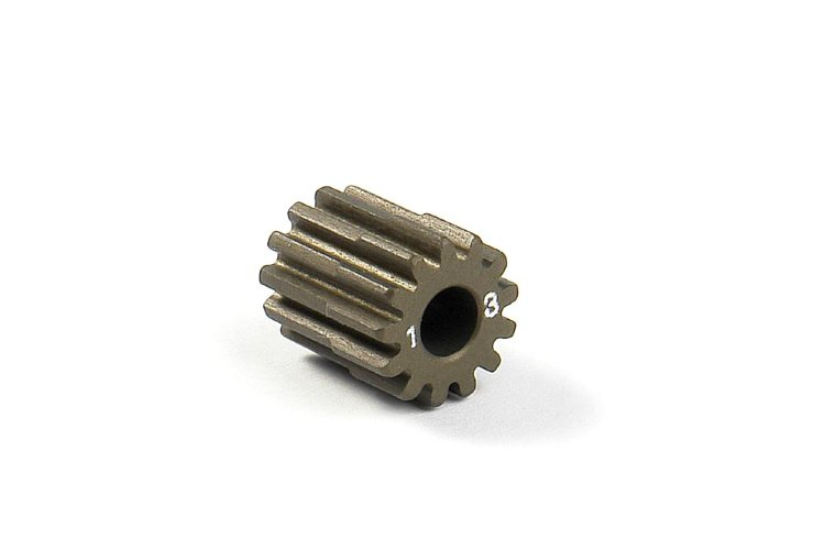 Xray Narrow Pinion Gear Alu Hard Coated 13T / 48