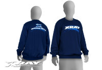 Xray Blue Sweater  (M)