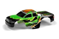 Xray Body 1/18 Nitro MT - Dragonfire - Green