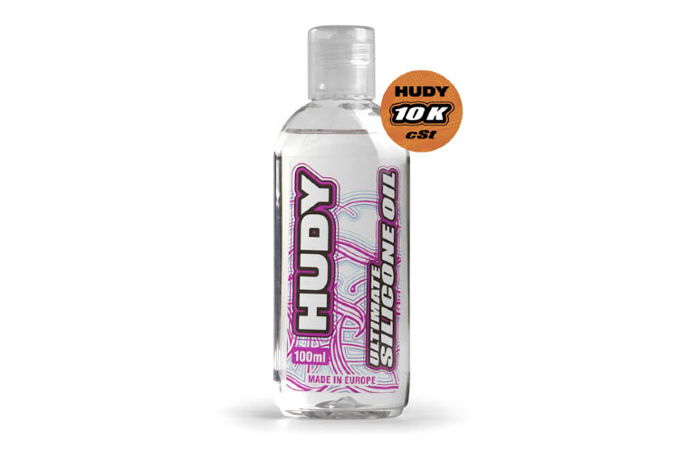 Hudy Ultimate Silicone Oil 10 000 cSt - 100ml