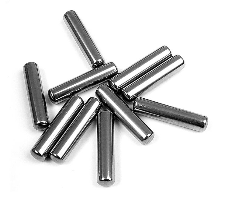 Hudy Set of Replacement Drive Shaft Pins 3x14 (10)