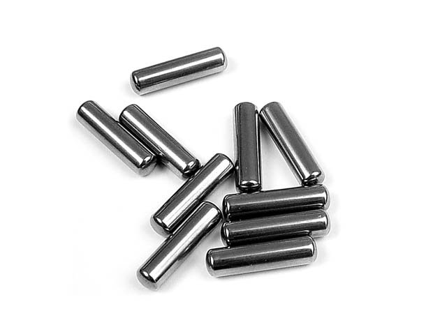 Hudy Set Of Replacement Drive Shaft Pins 3X12  (10)