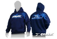 Xray Sweater Hooded (L)