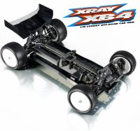 Xray XB4 - 2015 - 4wd 1/10 Electric Off-Road