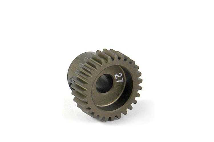 Xray Narrow Pinion Gear Alu Hard Coated 27T / 64