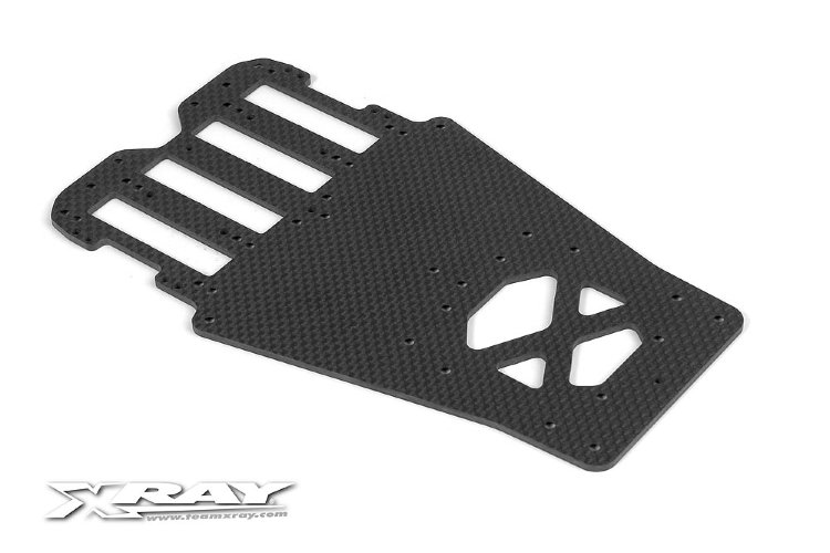 Xray XII Link Graphite Chassis 2.5mm