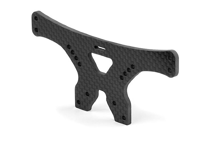 Xray Graphite Shock Tower Rear 3mm
