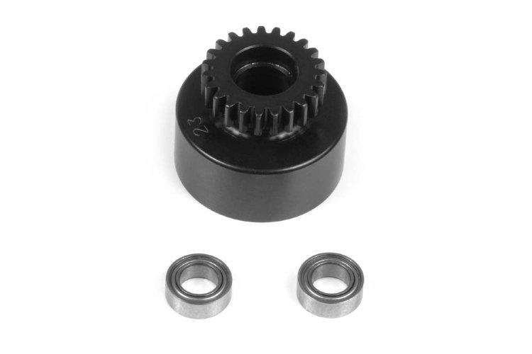 Xray Clutch Bell 23T With Bearings