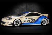 Дрифт 1/10 - RS4 Sport 3 Drift Subaru BRZ