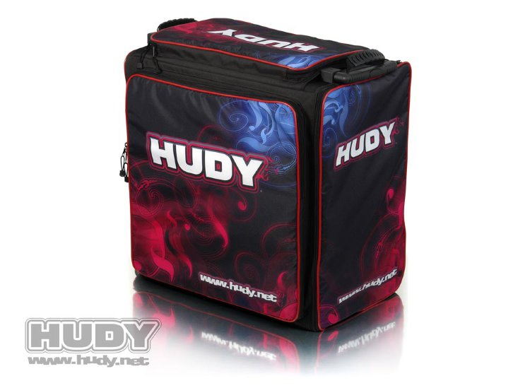 Hudy 1/8 Off-Road & Truggy Carrying Bag + Tool Bag - Exclusive Edition [только под заказ]